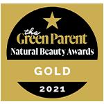 Chuckling Goat Green parent gold 2021